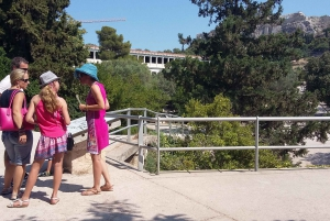 Acropolis and Acropolis Museum for Families