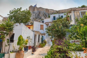 Acropolis and Old Town Small Group Walking Tour