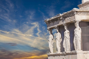 Acropolis & Athens City Sightseeing Tour with Russian Guide