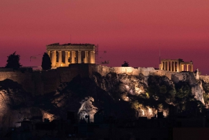 Acropolis Evening Tour With a German-Speaking Guide