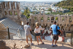 Acropolis Guided Tour and Food Tasting Walk