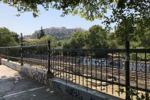 Acropolis Guided Tour & Food Walk in Plaka