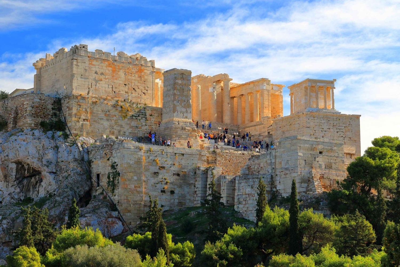 Acropolis Guided Tour w/ 3D Virtual Reality