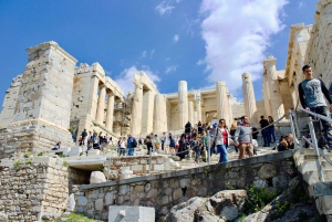 Acropolis Guided Tour with Entry Ticket