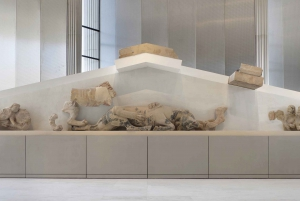 Acropolis Museum Alternative Small Group Tour