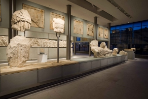 Acropolis & Museum: Entry Tickets Including Booking Fee