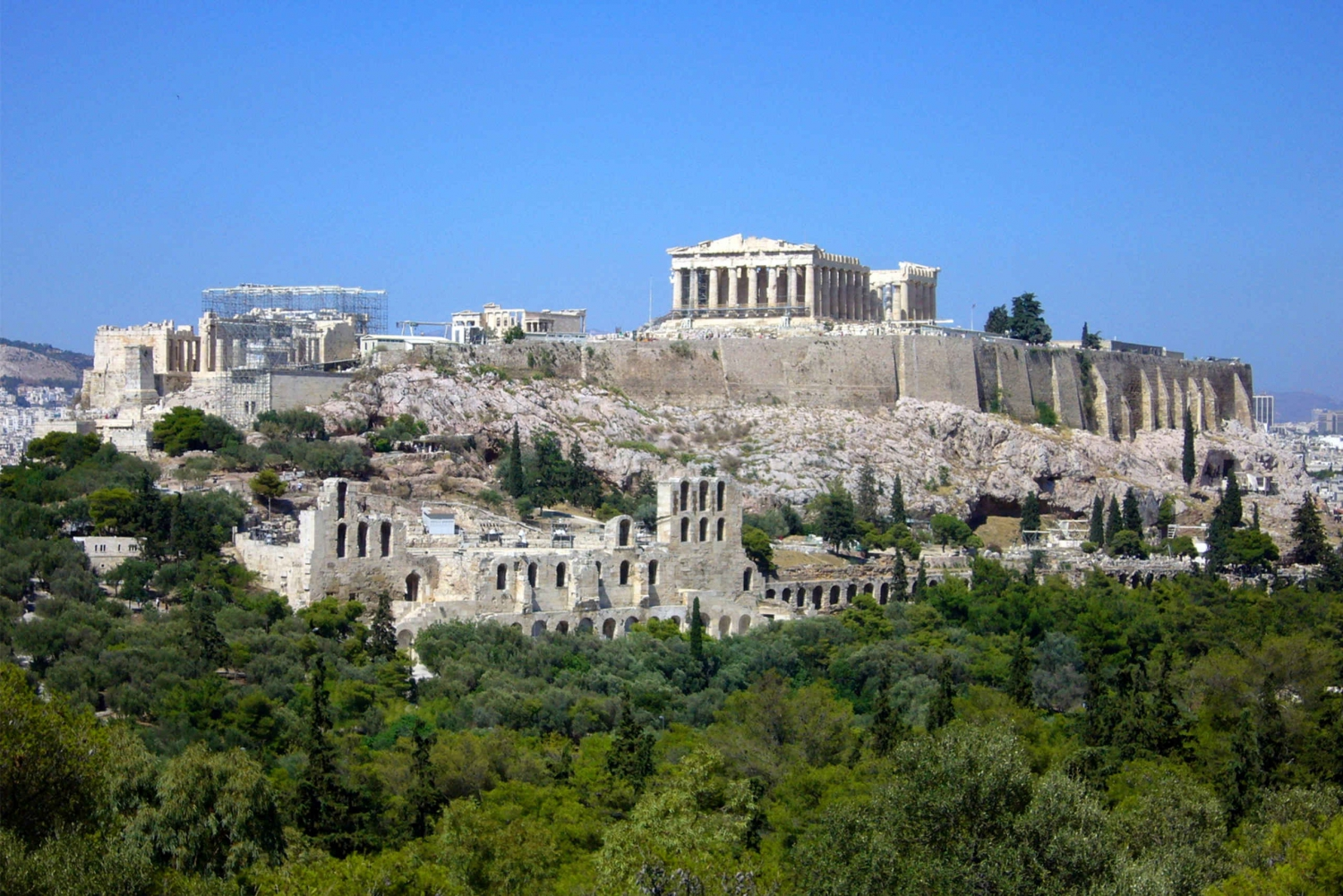 Acropolis & Museum Guided Tour without Tickets