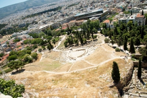 Acropolis & Museum: Private Guided Tour without Tickets
