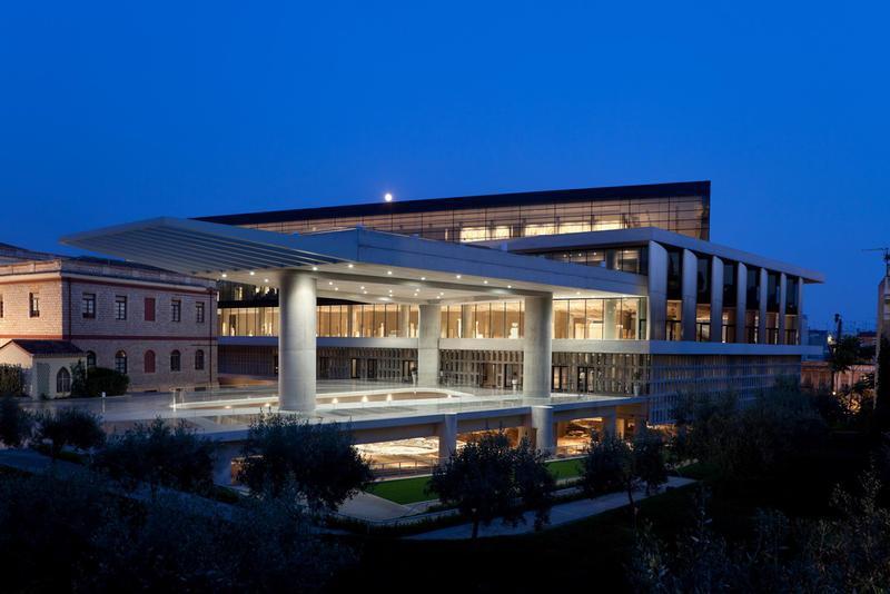museum of acropolis