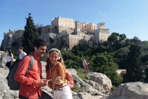 Acropolis: Pre-booked Ticket with Audio Tour on Your Phone