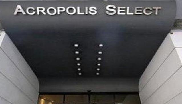 Acropolis Select Hotel Athens