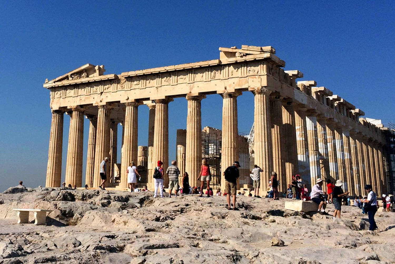 Acropolis: Skip-the-Line Tour with Optional Entrance Ticket