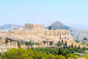 Acropolis Ticket: Pickup Point 450m from South Entrance