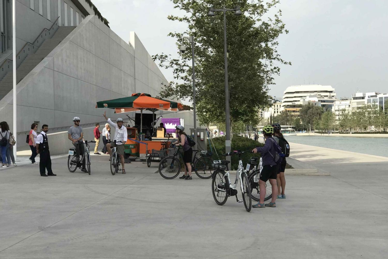 Acropolis to Athens Riviera: E-Bike Tour