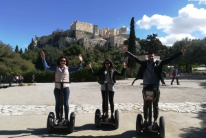 Ancient Athens and Acropolis 3–Hour Segway Tour