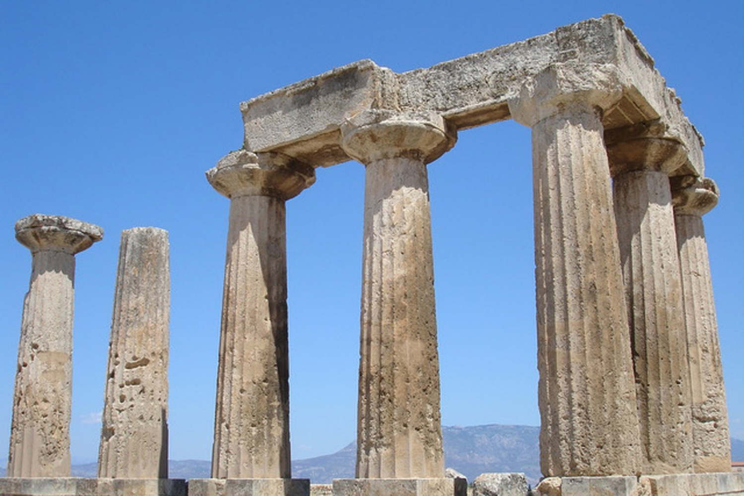 Ancient Corinth Half Day from Athens