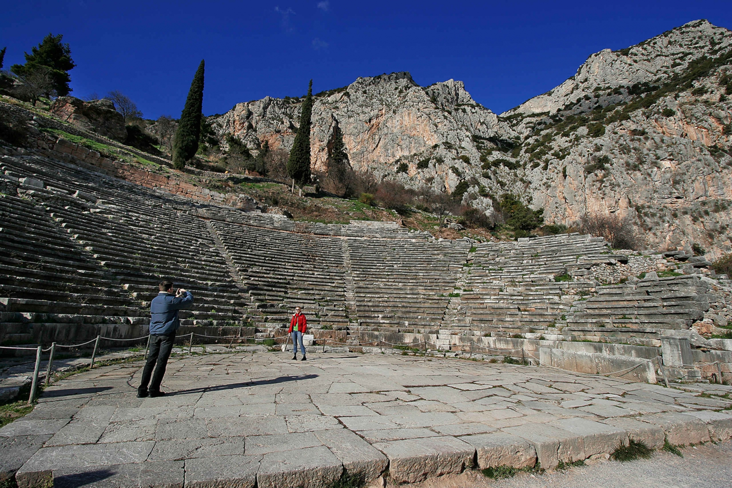 Ancient Delphi Full-Day Private Photography Workshop