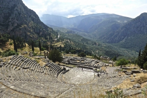 Ancient Delphi Full-Day Tour from Athens