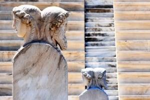 Ancient Greek Mythology Exploration Game and Tour