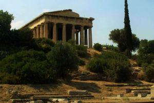 App Tour of Greek Mythology in Athens without Entry Tickets