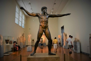 Archeological Museum and Panoramic Private Tour in Athens