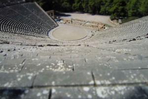 Argolis: Full-Day Tour in Mycenae, Epidaurus & Nafplio