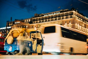 Athens: 1-Hour Mount Lycabettus Tuk-Tuk Ride