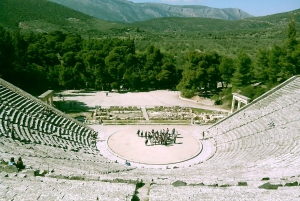 Athens: 2-Day Guided Tour