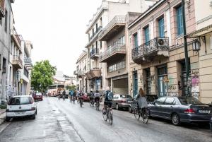 Athens: 3-Hour Food Tasting Bike Tour