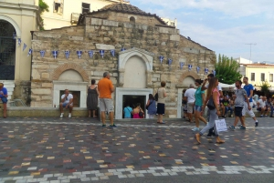 Athens: 3-Hour Medieval Senses Walking Tour
