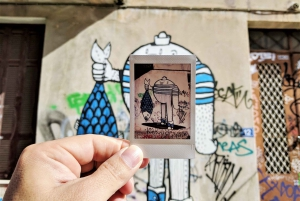 Athens: 3-Hour Unconventional Instant Photo Walking Tour