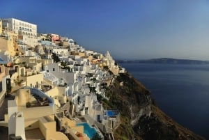 Athens: 4-Day Self-Guided Tour of Mykonos and Santorini