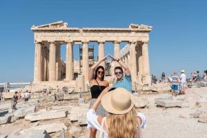 Athens: 4-Hour Mythological Walking Tour