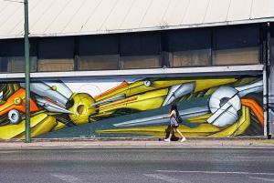 Athens: 4-Hour Private Street Art Tour