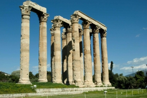 Athens: 5-Hour Panoramic Sightseeing Tour