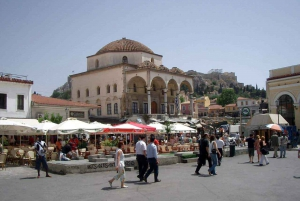 Athens 6-Hour Guided Tour with Transfers