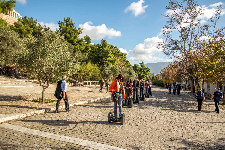 Athens Acropolis 2-Hour Segway Tour