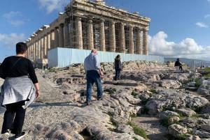 Athens: Acropolis & Acropolis Museum Tour