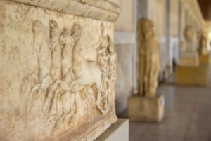 Athens, Acropolis and Acropolis Museum Including Entry Fees