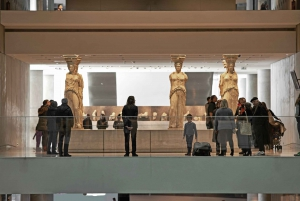 Athens: Acropolis and Museum Entry Tickets with Audio Tour