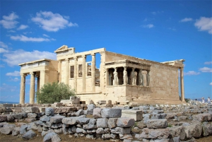 Athens: Acropolis & Beyond Private Guided Tour