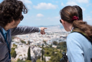 Athens: Acropolis Guided Tour and Food Tasting Walk