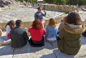 Athens: Acropolis Guided Tour and Old Town Food Tasting