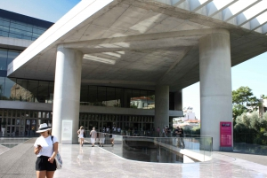 Athens: Acropolis Museum Entry Ticket with Phone Audio Tour