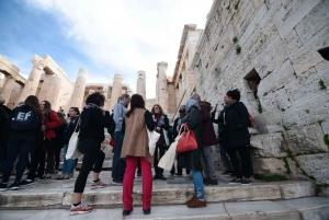 Athens: Acropolis & Museum Interactive Mythology Tour