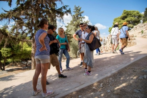 Athens, Acropolis & Museum Tour without Tickets