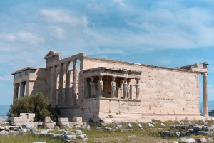 Athens: Acropolis & Museum with City Highlights Exploration