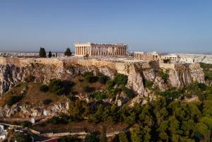 Athens: Acropolis Private Skip-the-Line & Hidden Gems Tour