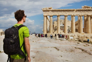 Athens: Acropolis Regular Entry Ticket with a Booking Fee