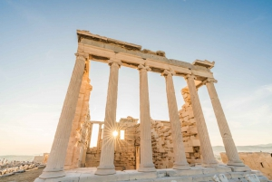 Athens: Acropolis Small-Group Guided Tour with Entry Ticket